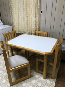 Set de table de cuisine