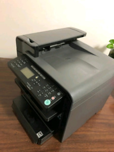 All in one printer canon