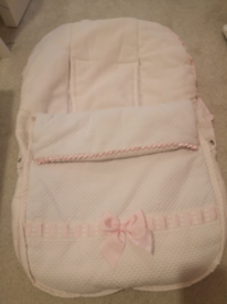 Rosy fuentes universal car seat cover
