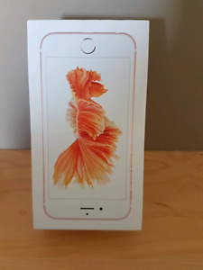 Used Rose Gold Iphone 6s 64 GB