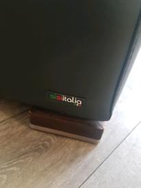 Real Italian Leather Sofa Single Seater