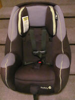 Safety first car seat as new expires Dec. 2018,$55