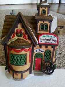Vintage Christmas Village - Sold Individually or as collection! Stratford Kitchener Area image 8