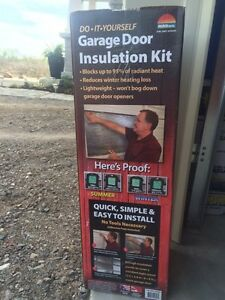 Garage Door insulation Kit x2