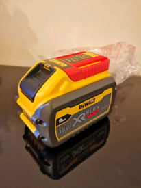 New Dewalt 9ah battery