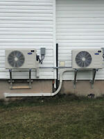 Central Heat Pumps and Ductless Mini Splits