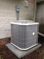 AC, COOLING, AIR CONDITIONING, START UP, REPAIR, INSTALLATION