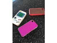iPhone 4s 4 phone cases vans game boy X 3
