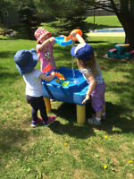 Home childcare available in Garden Hill