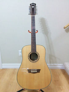 Washburn 12 String acoustic