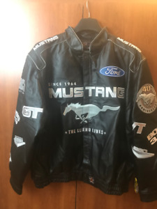*Original* Brand New Leather Mustang Jacket for Sale