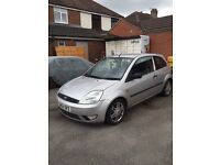 2004 04reg Ford Fiesta 1.4 ghia only 3 former keepers from new L@@K