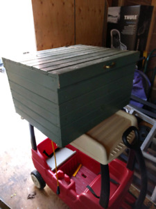 Pine chest/trunk