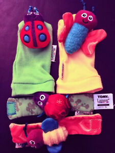 Tomy Lamaze wrist and foot finder