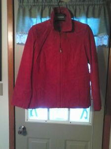 Jessica Suede Coat