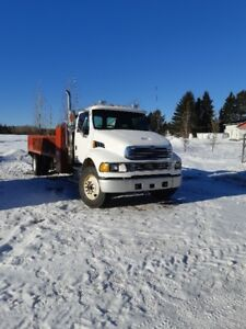 Camion sterling acterra 2006 346000 km