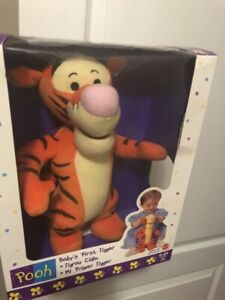 Baby first Tigger by Mattel