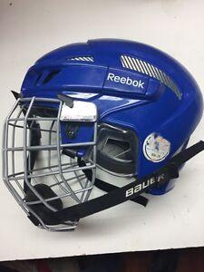 Reebok Youth M Helmet Edmonton Edmonton Area image 3