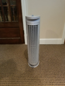 "BIONAIRE Enviro-Klean AIR CLEANER26""x9""x6.5"" tower"