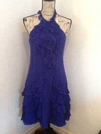 Karen Millen prom/wedding/occasion dress size small 12, still tagged.