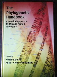 The Phylogenetic Handbook: A Practical Approach to DNA and Prote