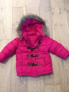 Like new condition 2T parka