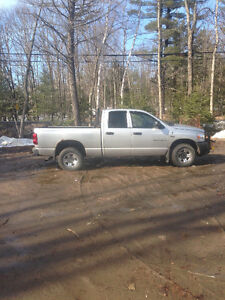 2007 Dodge Power Ram 1500 Le Pickup Truck