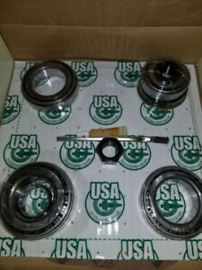 ZBKC9.25-R-A USA Standard Gear Rear Differential Bearing Kit NEW
