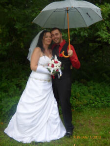 Robe de mariage - 75$