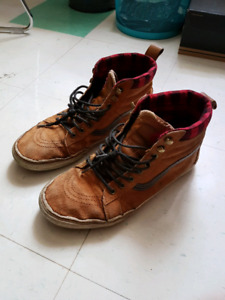 Free used pair of size 10 men's shoes! :)