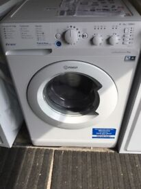 Indesit bright white New Washing Machine