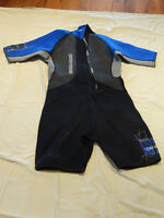 MEN'S XL SHORTY WET SUIT-SEA DOO ULTRA FLEX BRP