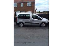 Swaps for large good van
