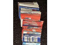football programmes $1 each