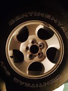 An exceptionally affordable set of alloy rims