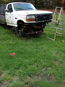 1994 F250 complete cab & front end