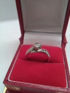 Diamond (Engagement) Ring