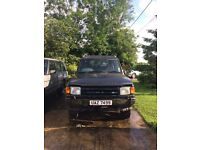 Land Rover Discovery for parts / breaking!