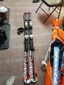Ski Alpin Blizzard G force Ultra sonic 167cm