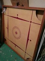 jeu de pichenottes en bois