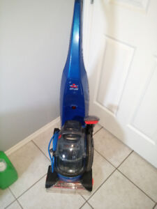 BISSELL LIFT OFF STEAM CLEANER 2 IN 1