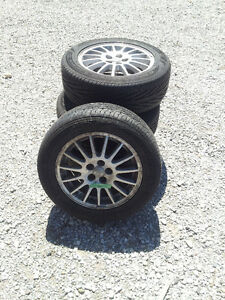 Tires & rims for sale .