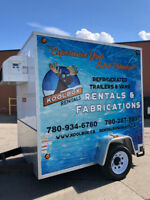 Freezer/Cooler/Reefer Trailers for rent