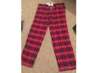 Jack wills lounge trousers