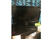 Toshiba 19inch Television with built-in DVD player