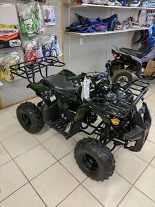 Kids Atvs Are In Stock, We Service All Small Engines
