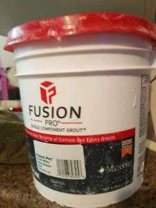 Fusion pro ready to use grout