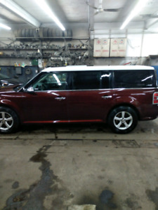 Ford flex 2009 very good condition