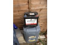 Dynamic car battery,