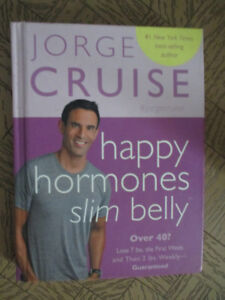 Happy Hormones , Slim Belly - Jorge Cruise